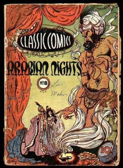 one thousand and one nights volume 2 pdf